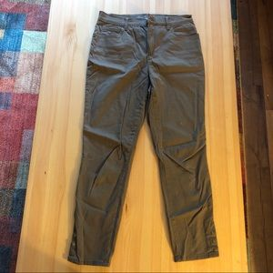 Brown/tan jeans